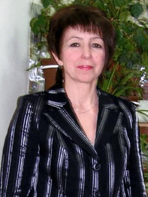 Tetiana M Avdiienko