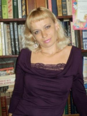Бондаренко Світлана Володимирівна