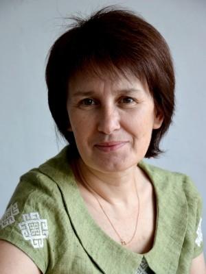 Решетняк Ірина Леонідівна