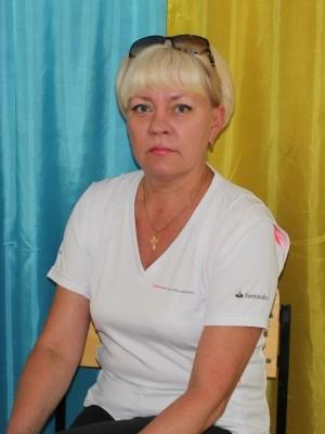 Svitlana Viktorivna Aniskevych