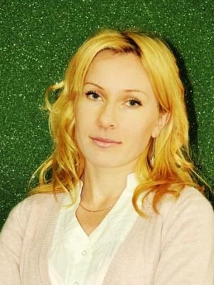 Svitlana Mylolaivna Kuzmenko