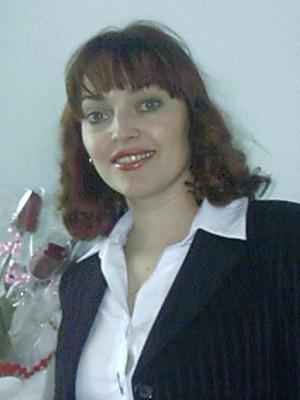 Tetyana Mykolaivna Dubovyk