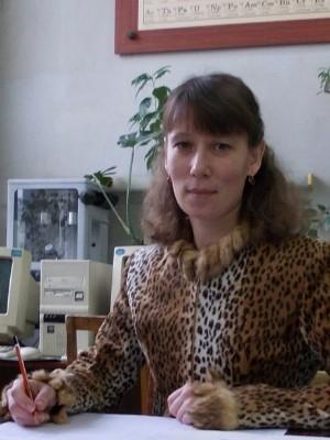 Скнар Ірина Володимирівна