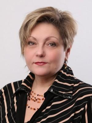 Halyna Valeriivna Fomenko