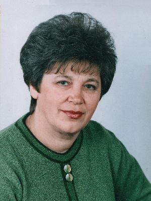 Алексєєва Якиліна Іванівна