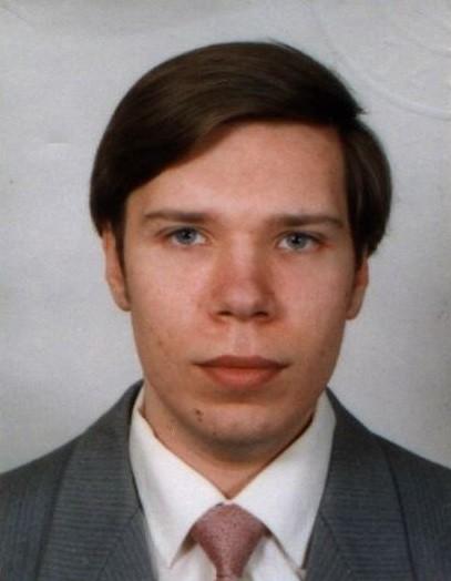 Vyacheslav Valeriiovych Burlikov