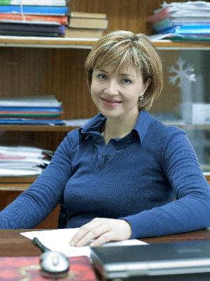 Olena V Hruzdieva