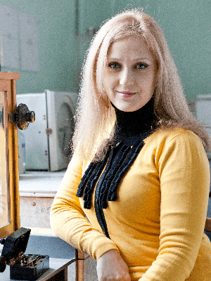 Maria O Savchenko