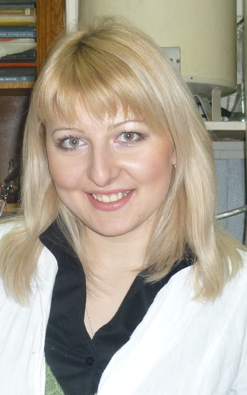 Iryna Heorhiivna Tkach