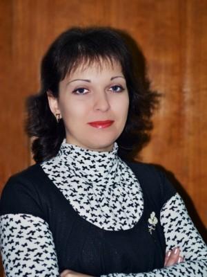Tetiana Yurievna Koliada