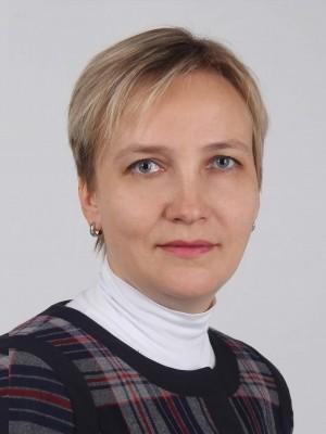Larysa Dmytrivna Harmider