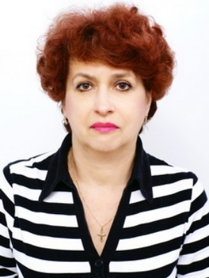 Svitlana Mykolaivna Garmash