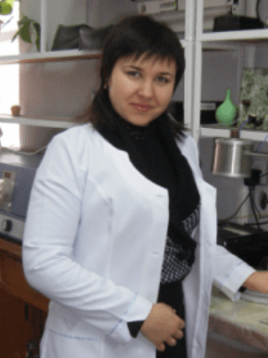 Olena V Volnianska