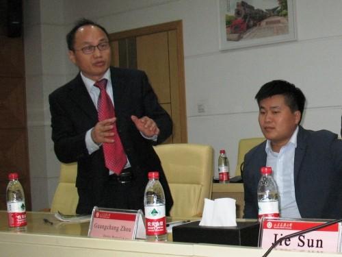 Зустріч з проекту Erasmus+ у Цзінані