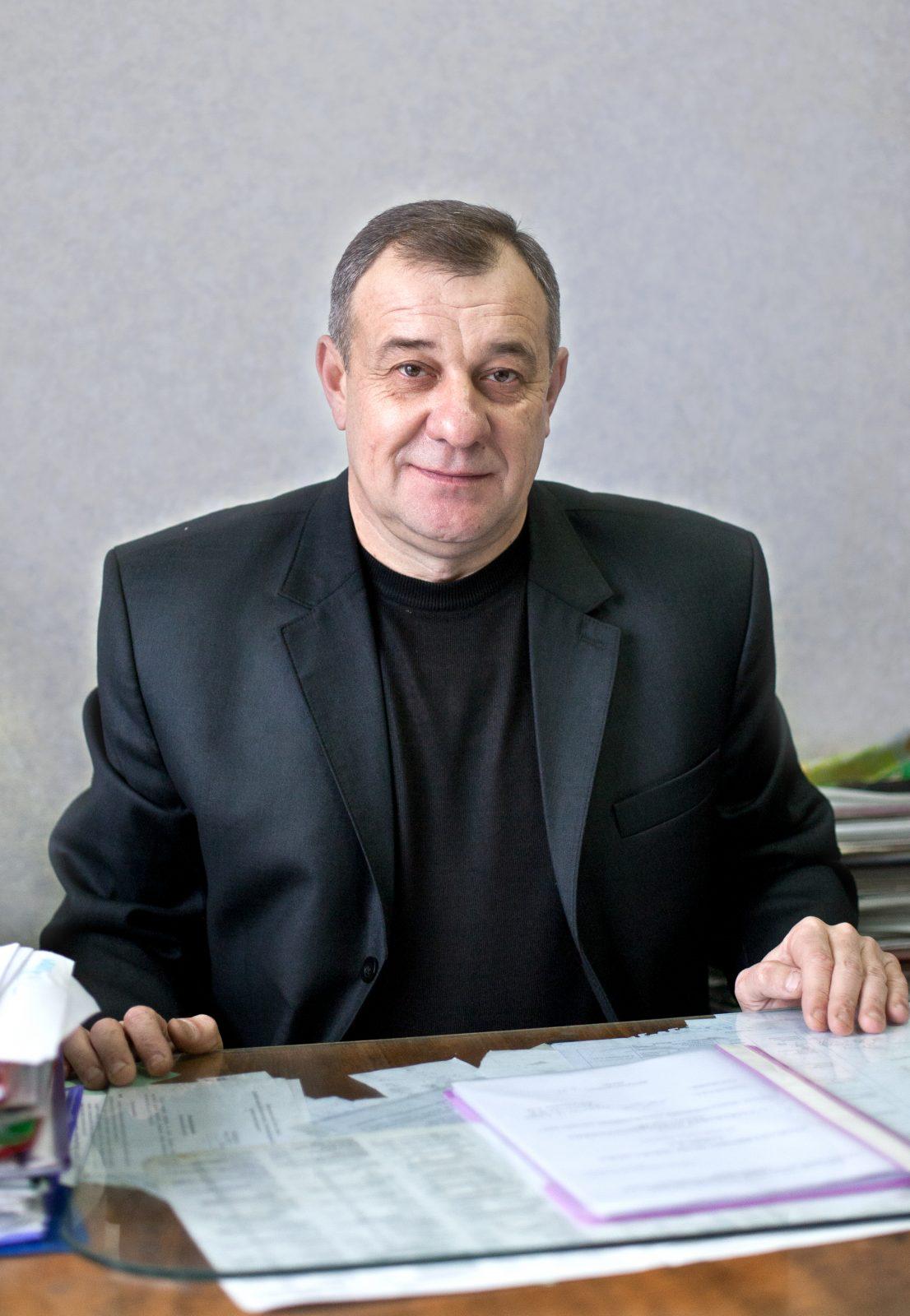 Завідувач відділу післядипломної освіти: Євтушенко Анатолій Олексійович