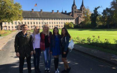 Навчання студентів УДХТУ в Німеччині за програмою Водна Гармонія ЕРАЗМУС+