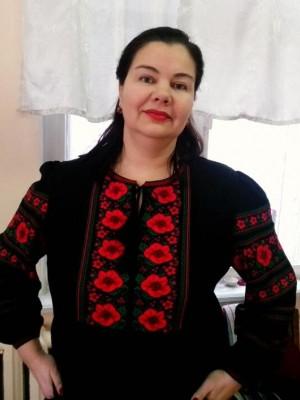 Yuliia V Polishchuk
