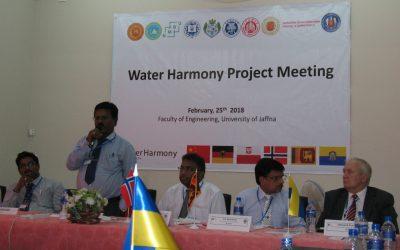Обмін досвідом!  Зустріч учасників проектів «Водна Гармонія» Erasmus+ І «Вода, суспільство та зміни клімату. Африка й Азія» (WaSo Asia & Africa) в Анурадхапурі (Шрі-Ланка)