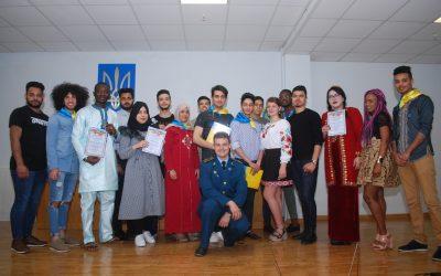 Студенти-іноземці УДХТУ взяли участь у І міжнародній науково-практичній конференції іноземних студентів в Університеті митної справи та фінансів