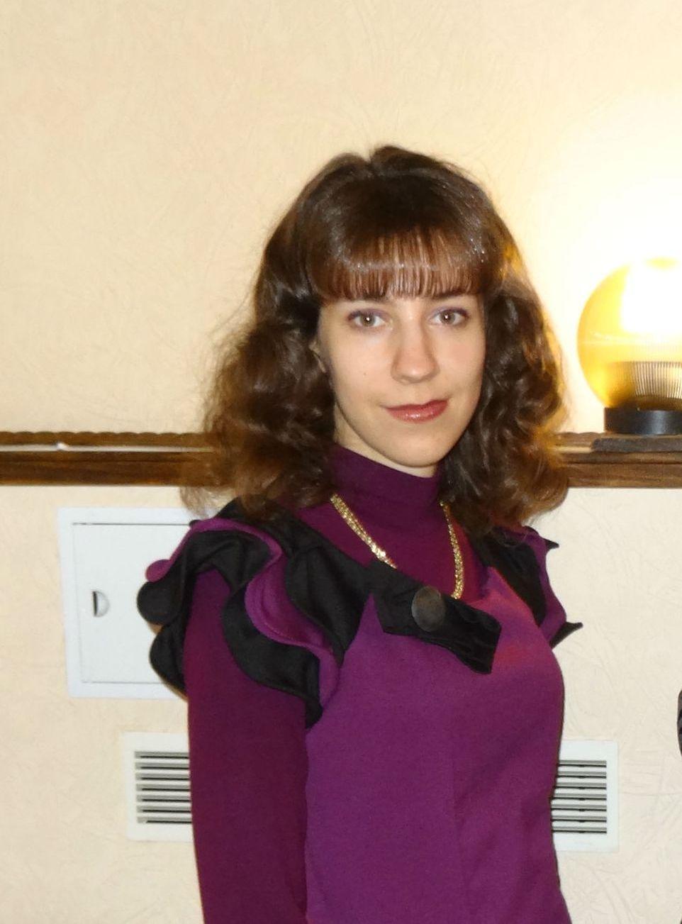 Larysa Mykolaivna Pavlenko