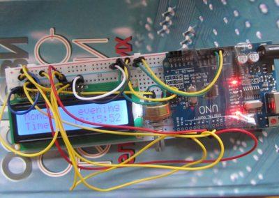 Годинник на Arduino