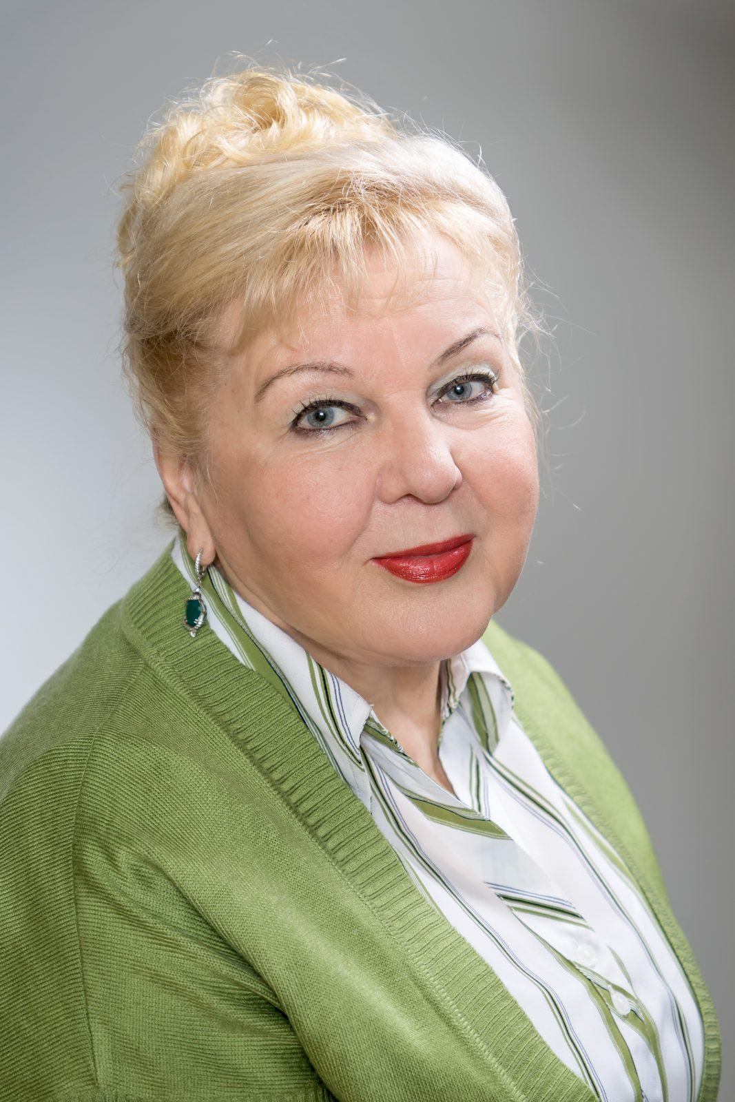 Tetiana Petrivna Kilochok