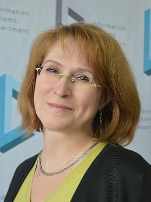Коротка Лариса Іванівна
