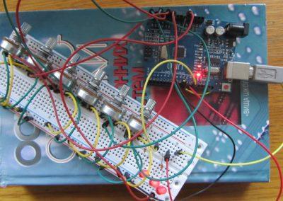 Моніторинг якості очищування стічної води на Arduino