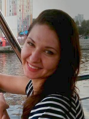 Пантелеєва Ольга Сергіївна
