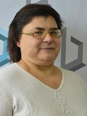 Сербулова Інна Валеріївна