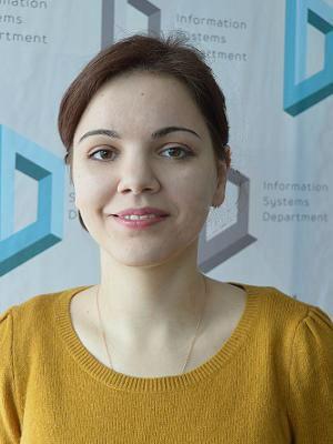 Станіна Ольга Дмитрівна