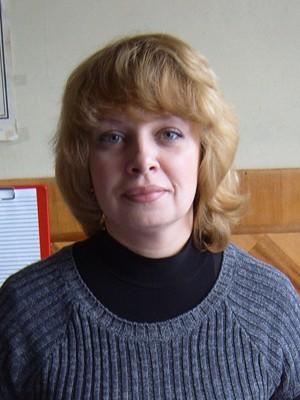 Tetiana Sergiivna Vasylieva