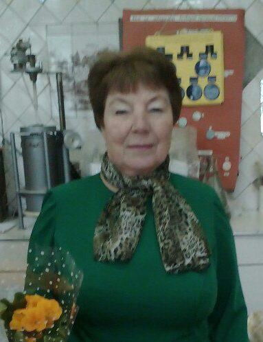 Raisa Ivanivna Kyslichna