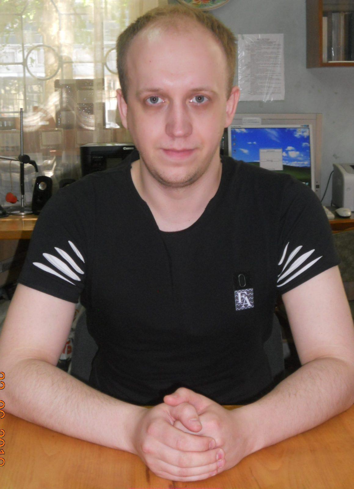 Yurii Serhiiovych Hordieiev