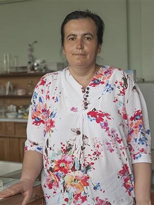 Oksana Volodymyrivna Kryshchik