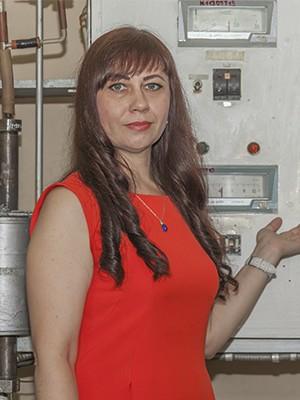 Yuliia Leonidivna Novytska