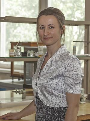 Залізна Катерина Володимирівна