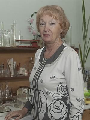Liudmyla Serhiivna Karpishchenko