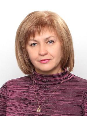 Svitlana Yuriivna Naumenko
