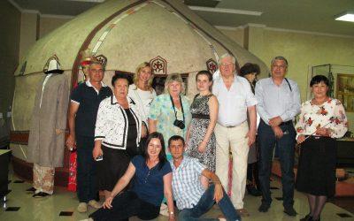 Водна Гармонія – ІІ. Навчальні семінари в Центральній Азії