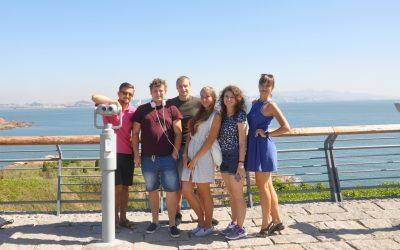Стажування студентів в Китаї за програмою ERASMUS+  (проект Water Harmony)