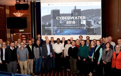 "Університет виступив як співорганізатор форуму НАТО ""Physical and Cyber Safety in Water Critical Infrastructure"""