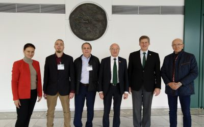 ДВНЗ УДХТУ на шляху до тісного співробітництва з німецькою компанією WOCO