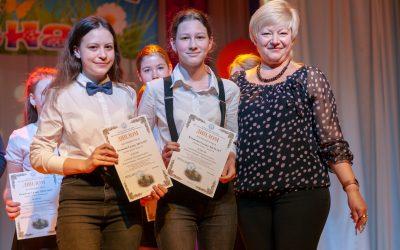 Нагородження призерів міського конкурсу «Дивовижна хімія»