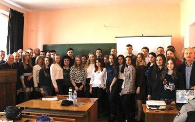 Наукова робота студента ДВНЗ УДХТУ отримала перемогу у Всеукраїнському конкурсі студентських робіт