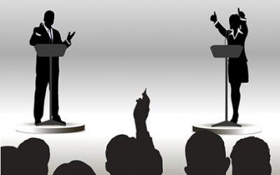 Зустріч з кандидатами на посаду ректора