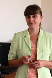 Старший викладач Чорна Олена Сергіївна - спеціаліст з комп'ютерного апаратного забезпечення та програмування на Python