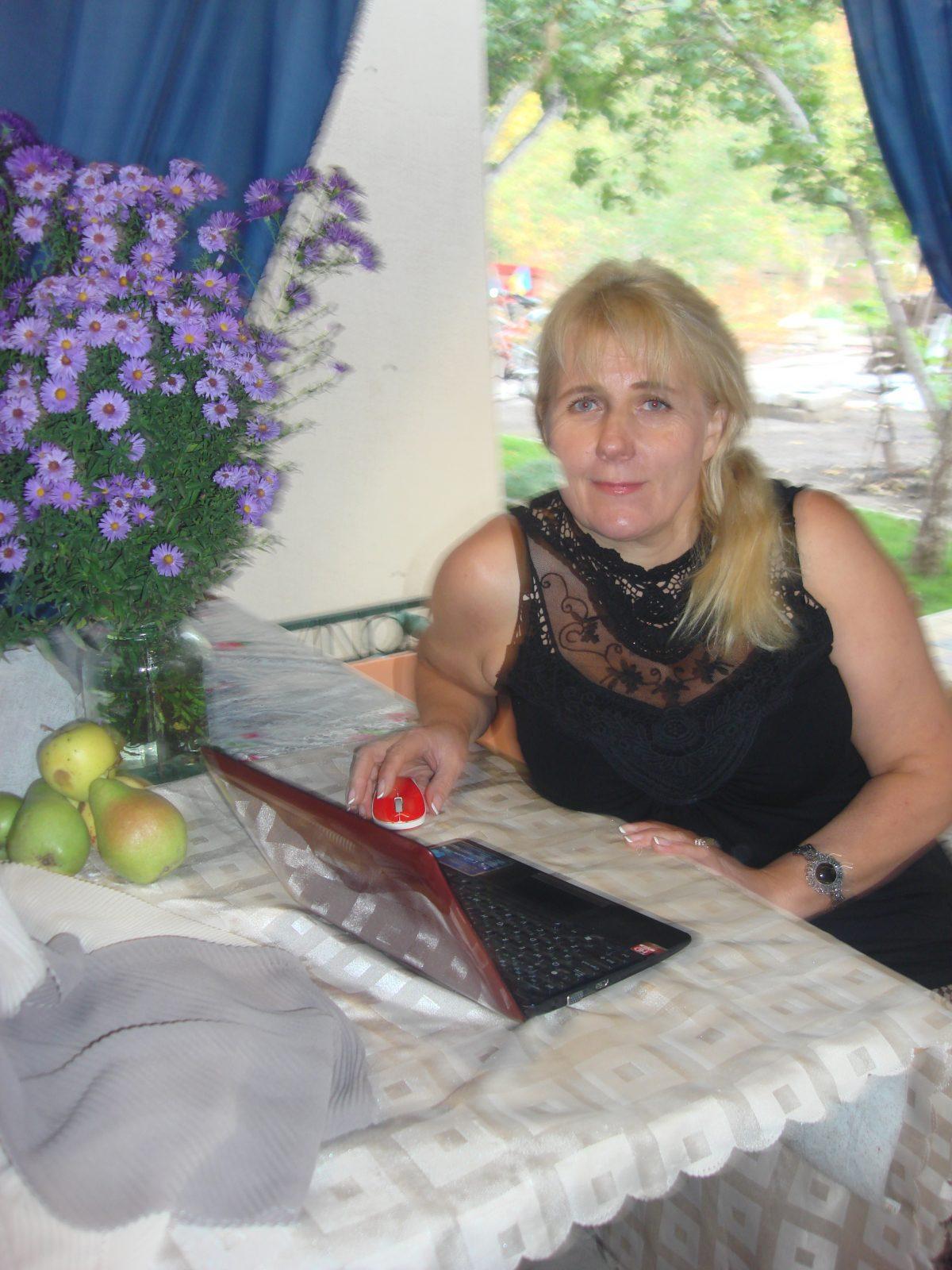 Katerina Ivanovna Tymchii