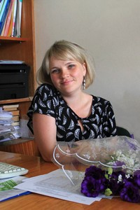 Доцент Олійник Ольга Юріївна - спеціаліст з методів контролю технологічних процесів, сертифікації систем якості, приймає участь у сертифікації підприємств НАССР