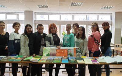 Читальні зали бібліотеки УДХТУ завжди відчинені для студентів